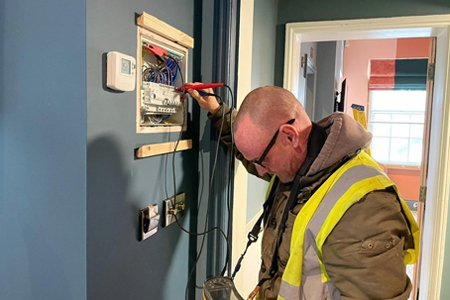Electrical Installation, Maintenance and Testing